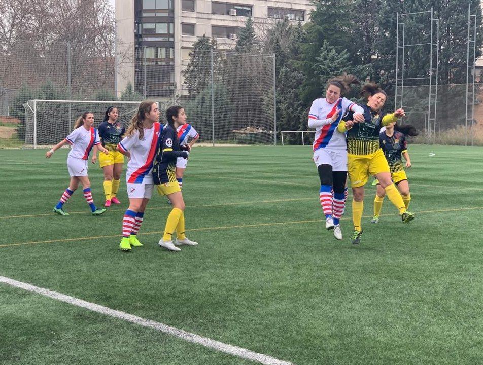 Celtic Femenino vs C.D. Puerta de Madrid