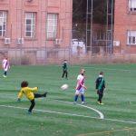 "Alevín ""B"" vs Rayo Alcobendas C.F."