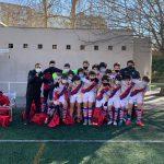 """Infantil """"A"""" vs A.D. Sporting Hortaleza"""