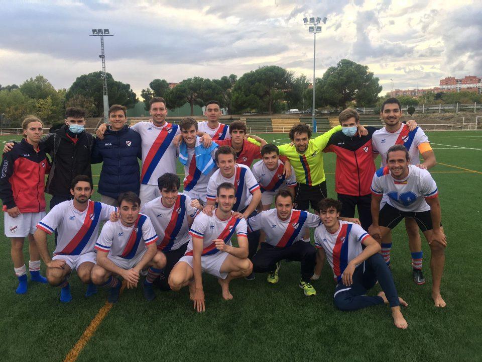 """Deportivo L.F.C. vs Aficionado """"B"""""""
